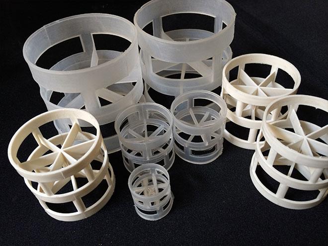 塑料鲍尔环填料