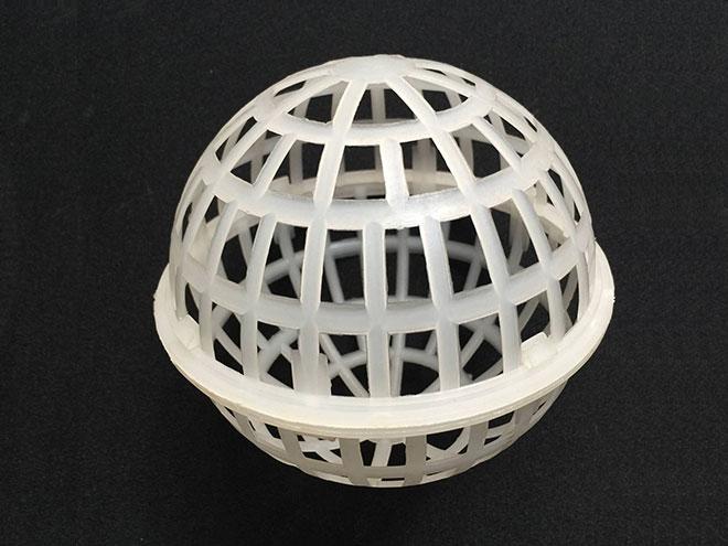 直径100mm多孔悬浮球