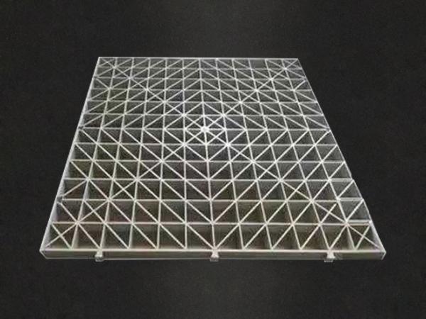 PP格栅板 拼接板栅板网格板